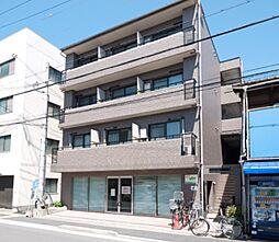京都府京都市南区八条通大宮西入八条町の賃貸マンションの外観