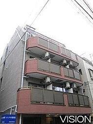 東京都板橋区板橋1丁目の賃貸マンションの外観