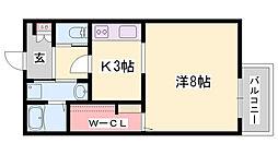 英賀保駅 5.4万円