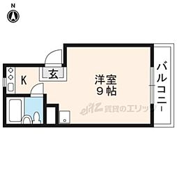 サンライズ嵯峨B−5