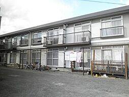 サニーハイツA[201号室]の外観