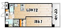 ADVANCE128(アドヴァンス128)[1階]の間取り