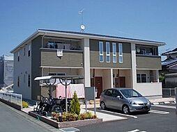熊本電気鉄道 御代志駅 バス16分 富の原下車 徒歩10分の賃貸アパート