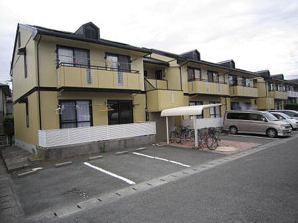 熊本県熊本市東区御領1丁目の賃貸アパート