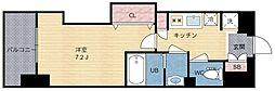 Luxe本町[8階]の間取り