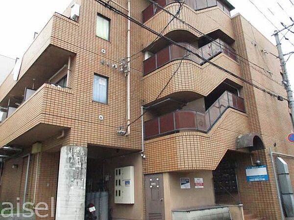広島県広島市佐伯区三筋3丁目の賃貸マンション