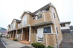 福岡県北九州市若松区下原町の賃貸アパートの外観