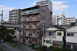 フロール宮之阪[1階]の外観