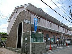 プラスコート茨木中央[2階]の外観