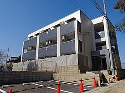 Wing Court[2階]の外観