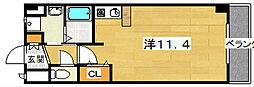Mプラザ津田駅前10番館[5階]の間取り