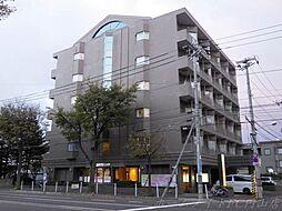 北海道札幌市中央区宮ケ丘1丁目の賃貸マンションの外観