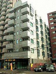 北海道札幌市中央区南五条東3丁目の賃貸マンションの外観