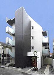 東京都品川区東大井1丁目の賃貸マンションの外観