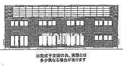 D−room赤磐 A棟[1階]の外観