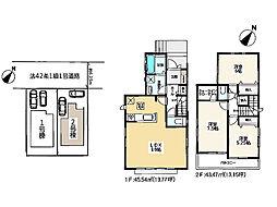 押部谷駅 2,080万円