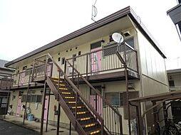 籾井荘[201号室]の外観