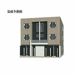 グローブ A[2階]の外観