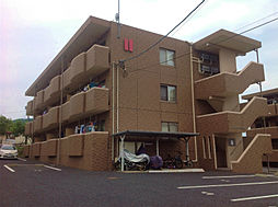 ハートフルタウン弐番館[201号室]の外観