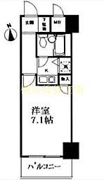 藤和シティコープ浅間町[6階]の間取り