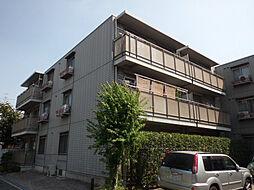 メイプルコートWEST[2階]の外観