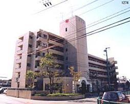 チサンマンション朝生田[407 号室号室]の外観