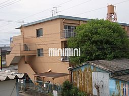 若山ハイツ[3階]の外観