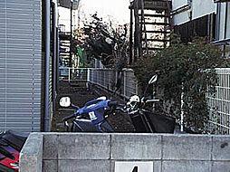 ベアーウッド[2階]の外観