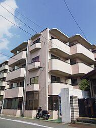 神奈川県川崎市川崎区伊勢町の賃貸マンションの外観
