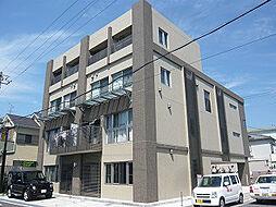 大阪府茨木市大池2丁目の賃貸マンションの外観