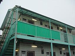 埼玉県さいたま市中央区大戸6丁目の賃貸アパートの外観