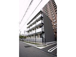 レオパレスコンフォート大津京[203号室]の外観