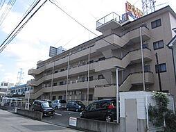ソレイアード横浜[2階]の外観