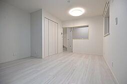 中央区勝どき二丁目戸建て(連棟式住宅) 1SLDKの居間