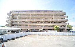 山梨県甲府市上今井町の賃貸マンションの外観