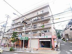 諏訪山マンション[4階]の外観