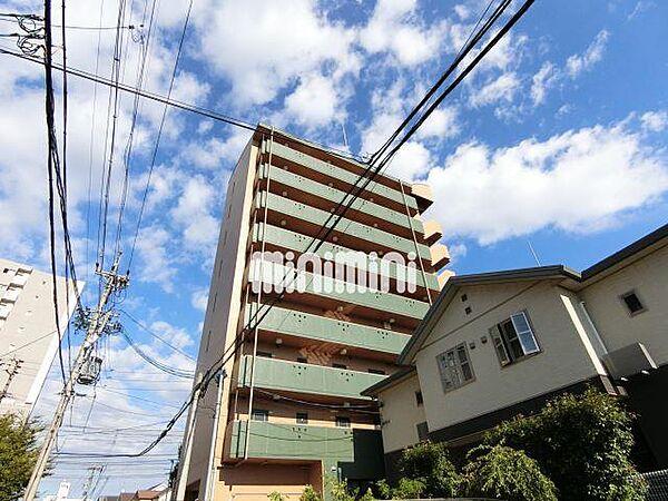 パラシオン千代田[7階]の外観