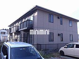 ファミーリオ森山田[2階]の外観