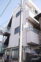 コーポ美佐[2階]の外観