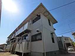 千葉県千葉市緑区あすみが丘7丁目の賃貸アパートの外観