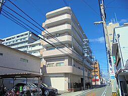 ネオシティ東田辺[5階]の外観