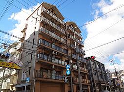 兵庫県神戸市中央区八雲通3丁目の賃貸マンションの外観