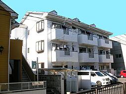 ラーヂ末広[1階]の外観