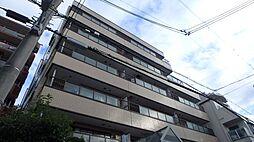 大阪府大阪市天王寺区伶人町3丁目の賃貸マンションの外観
