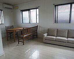 泉佐野市市場南戸建 4LDKの居間