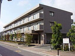 大阪府高槻市城東町の賃貸マンションの外観