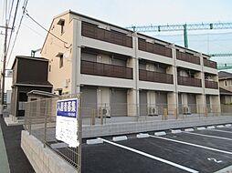中田西1丁目 グランピノ201[201号室]の外観