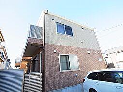 東京都足立区扇3丁目の賃貸マンションの外観