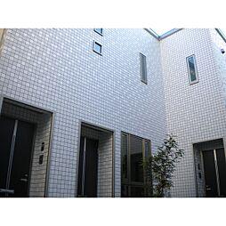 東京都品川区二葉1丁目の賃貸アパートの外観