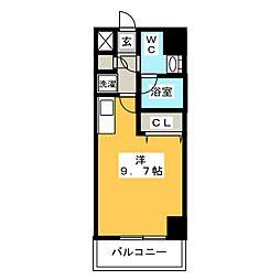 GRAN30NAGOYA[9階]の間取り